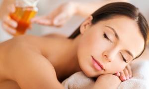 Anshiare Benessere e Relax: 3 o 5 massaggi olistici e 3 o 5 trattamenti anticellulite Regeno (sconto fino a 87%)