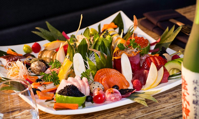 Kenichi - Victory Park: Upscale Sushi and Japanese Entrees at Kenichi (Half Off). Two Options Available.