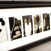 56% Off Custom Frame from Frame The Alphabet