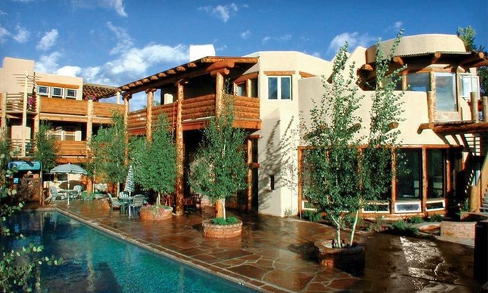 Chipeta Solar Springs Resort - Ridgway, CO: Two- or Three-Night Stay with Optional Meals and Massages at Chipeta Solar Springs Resort in Ridgway, CO