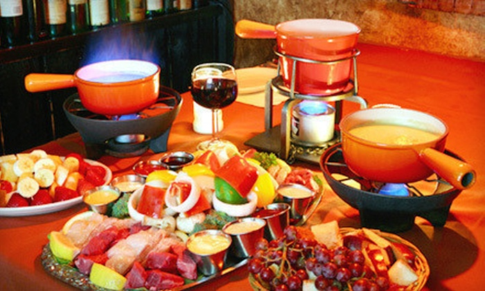 Geja's Cafe - North Side: $25 for $50 Worth of Fondue and Wine Thursday–Sunday or $60 Worth Monday–Wednesday at Geja's Cafe