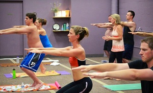 Bikram Yoga: $29 for One Month of Unlimited Classes at Bikram Yoga ($155 Value)