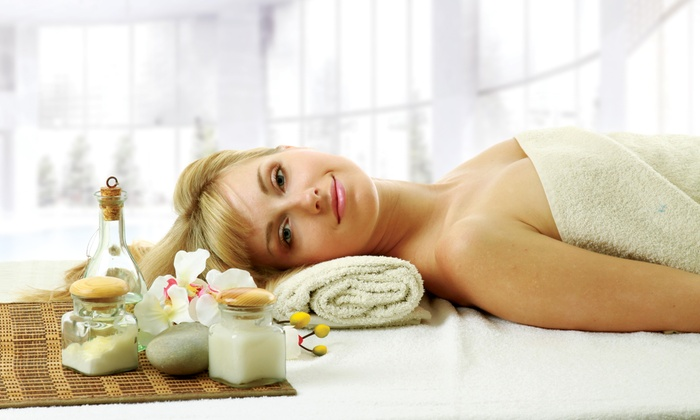 Moonlight Beauty & Spa - Multiple Locations: 90-Minute Massage and Facial at Moonlight Beauty & Spa (65% Off)