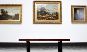 CROMEgallery: $15 for $25 Worth of Gallery Visits — CROMEgallery