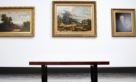 $15 for $25 Worth of Gallery Visits — CROMEgallery