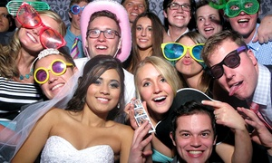 The Photo Booth Group: Two-, Three-, or Four Hour Photo-Booth Rental from The Photo Booth Group (Up to 60% Off)