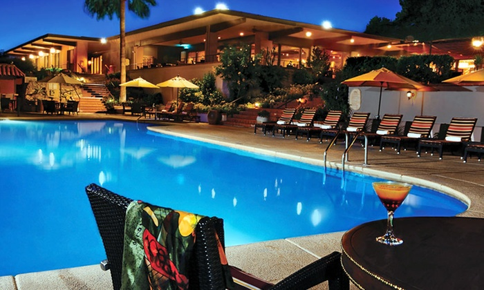 null - Tucson: Stay with Daily Breakfast Credit at Westward Look Wyndham Grand Resort & Spa in Tucson, AZ. Dates Available into March.
