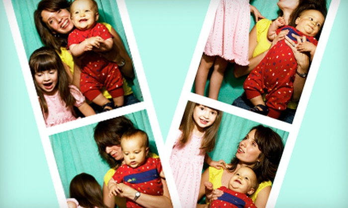Clear Choice Photo Booth - Los Angeles: Two-, Three-, or Four-Hour Photo-Booth Rental from Clear Choice Photo Booth (Up to 60% Off)
