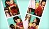 Clear Choice Photo Booth: Two-, Three-, or Four-Hour Photo-Booth Rental from Clear Choice Photo Booth (Up to 60% Off)