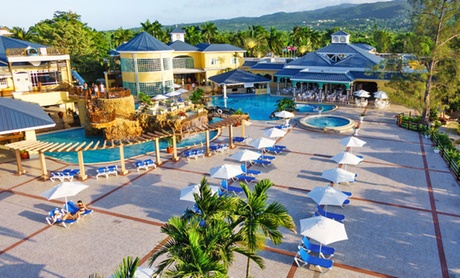 All-Inclusive Jamaica Vacation with Airfare