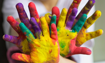 $110 for $200 Worth of Art Camp — Art Studio On The Boulevard