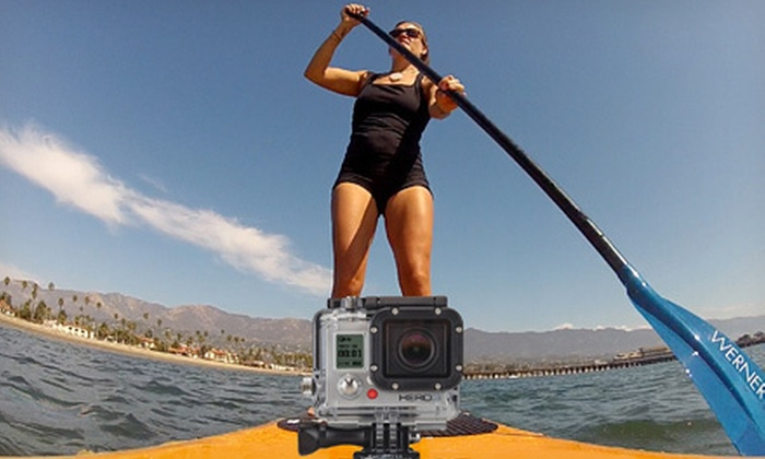 Channel Islands Outfitters - Santa Barbara: Standup-Paddleboard Lesson for Two, or a Two-Hour Paddleboard or Kayak Rental at Channel Islands Outfitters (Half Off)