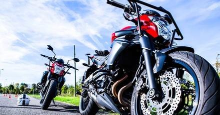 Permis moto avec ou sans code dès 379 € à lEcole de conduite CER Mont dOr