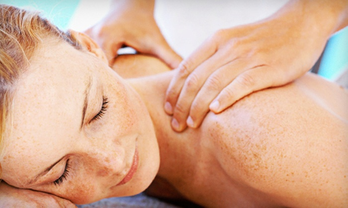 Intrinsic Touch Massage Therapy - Carrboro Central Business District: 30-, 60-, or 90-Minute Custom Massage at Intrinsic Touch Massage Therapy (Up to 51% Off)