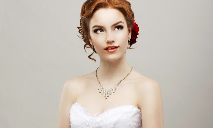 Chris Kelley - Los Angeles: Wedding-Day Hair and Makeup for Bride and Four or Six Attendants from Chris Kelley (50% Off)