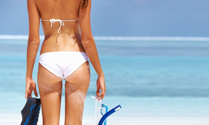 Xpress-ions Spa Services - Coral Way: Anti-Cellulite Treatments at Xpress-ions Spa Services (Up to 80% Off). Three Options Available.