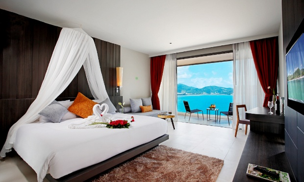 Phuket: 5* Seaview Stay in Patong 3