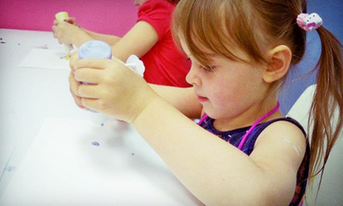 Children's Discovery Museum - Augusta: One Birthday Party for 15 Kids and 15 Adults, or Six Visits to Children's Discovery Museum in Augusta (Up to 55% Off)