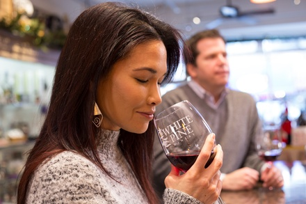 Wine Tasting for Two or Four at White Pine Winery (Up to 41% Off)
