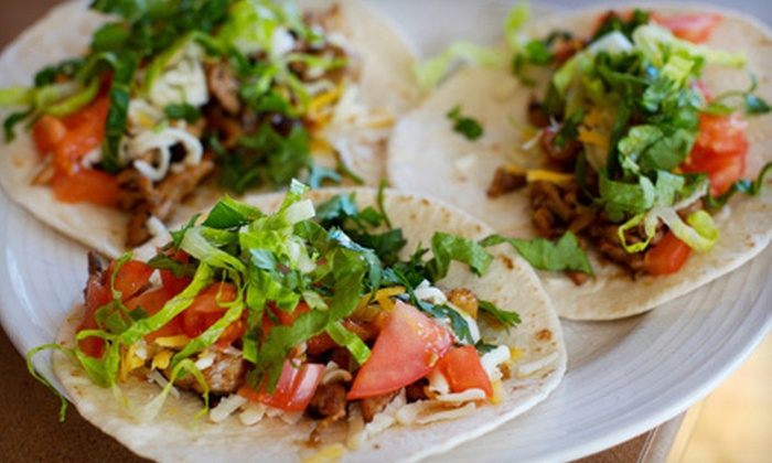 Sol Aztecas Mexican Restaurant - Central Business District: $10 for $20 Worth of Mexican Food and Drinks for Dinner at Sol Aztecas Mexican Restaurant