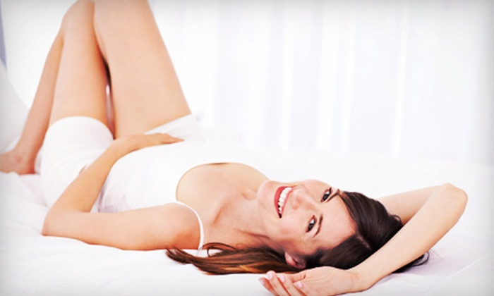 Inject Beauty - Spring Garden: Up to 93% Off Laser Hair Removal