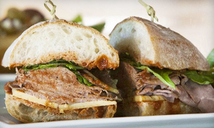 Preserve Public House - Winters: Sandwiches and Beer for Two or Four at Preserve Public House (Up to 54% Off)