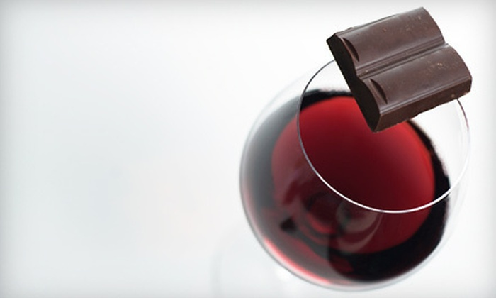 The Chocolate Therapist - Historic Downtown Littleton: Chocolate and Wine Pairing Class for One or Two at The Chocolate Therapist (Up to 55% Off)