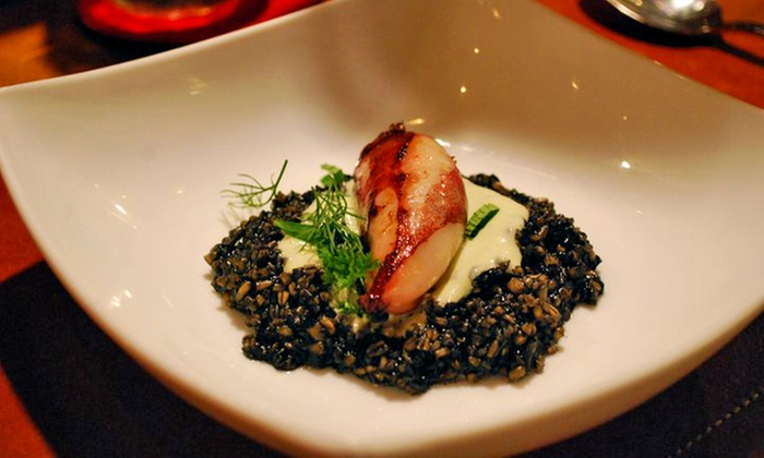 Bin No. 18 - Media and Entertainment District: $16 for $30 Worth of Modern Urban Bistro Cuisine at Bin No. 18