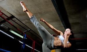 Shaolin Martial Arts Center: $55 for $120 Toward Fitness Kickboxing — Shaolin Martial Arts Center