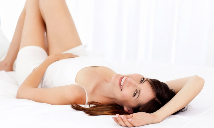 Slim Body & Spa - Multiple Locations: $329 for Six  Laser Hair-Removal Sessions for a Large Area at Slim Body & Spa ($1,200 Value)