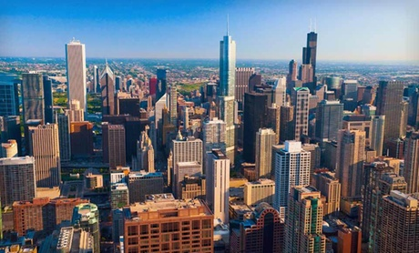 Park and Fly Package near Chicago's O'Hare Airport