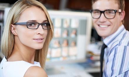 Gafas monofocales con cristales antirreflejantes o de sol por 39 € o progresivas por 79 €