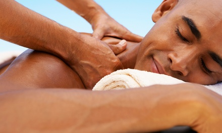 One-Hour Deep-Tissue or Stress-Buster Massage at Mr. Earl's Therapy Center for Health and Wellness (51% Off)