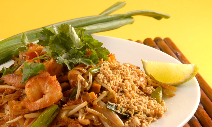 Nariya Thai - Hollywood: Thai Cuisine at Nariya Thai  (Up to 50% Off). Two Options Available.