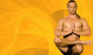 The Ashram Yoga: 10 Yoga Classes or One Month of Unlimited Classes at The Ashram Yoga (Up to 79% Off)