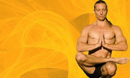 10 Yoga Classes or One Month of Unlimited Classes at The Ashram Yoga (Up to 79% Off)