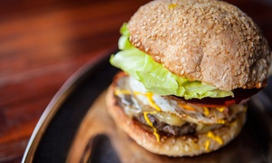 The Lyndale Tap House: Barbecue and Pub Food at The Lyndale Tap House (Up to 45% Off). Two Options Available.