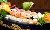 45% Off at Mt. Fuji Sushi Bar and Japanese Cuisine