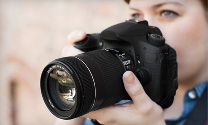 Dazzle Photography - Brookside: One or Two Introduction to Digital Photography Classes at Dazzle Photography (Up to 63% Off)