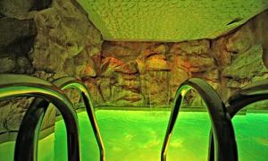 L'Isola del Benessere: Percorso benessere di coppia di 2 ore, più massaggio e peeling corpo, a L'Isola del Benessere (sconto 75%)