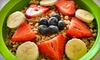 Half Off Blended Fruit and Smoothies at Thrive Acai Bowls & Smoothies
