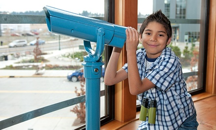 $29.99 for Family Admission for Five to Hands On Children's Museum ($54.75 Value)