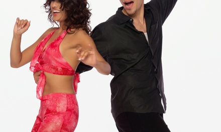 Seven-Week Introductory Salsa-Dance Course at Soul2Sole ( 72% Off)