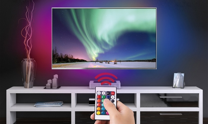 image placeholder image for Home Theater TV LED Backlight Kit. Television   Home Theater   Deals   Coupons   Groupon