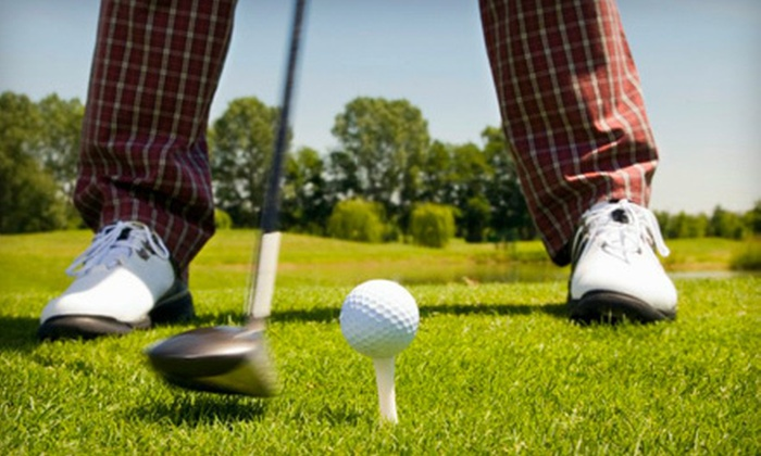 Liberty Road Golf Center - 13, Mount Pleasant: Range Balls, Day Pass, and Sandwiches for One, Two, or Four at Liberty Road Golf Center in Frederick (Half Off)