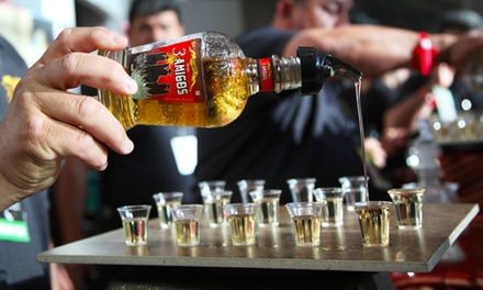 Visit for Two to Phoenix Tequila Fest on Saturday, November 15, or Sunday, November 16 (Up to 50% Off)