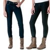 Monarda Juniors' Low-Rise Skinny Ankle Jeans