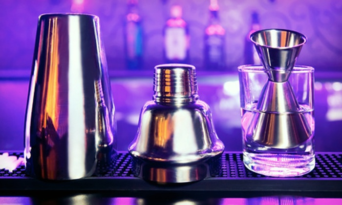 ABC Bartending School - Sacramento: Mixology Class, 40 Hours of Bartending Training, or Bartending Package at ABC Bartending School (Up to 70% Off)