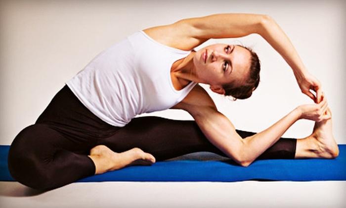 glow yoga and wellness