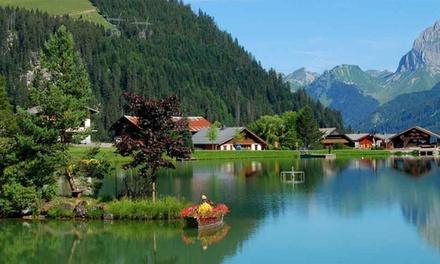 Andorra: 1-5 o 7 noches para 2 adultos o 2 adultos y 1 niño con desayuno en hotel secreto de 3* o 4*